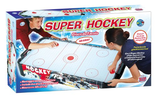 Grandi Giochi GG51702 - Super Hockey