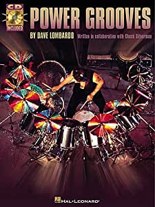 Power Grooves - Drums - BOOK+CD