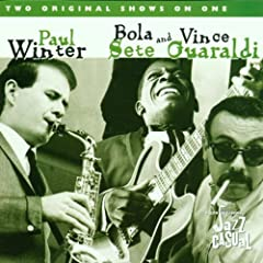 Jazz Casual: Jazz on the West by Paul Winter,&#32;Bola Sete and Vince Guaraldi