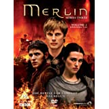 Merlin - Series 3 - Volume 2 BBC [DVD]by Colin Morgan