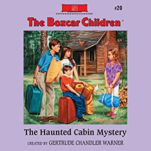 The Haunted Cabin Mystery Audiobook