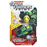 Sergeant Kup Transformers Prime Deluxe Class Action Figure with