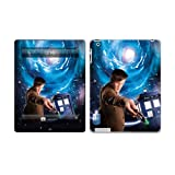 Diabloskinz Vinyl Adhesive Skin,Decal,Sticker for the iPad 2 - The Doctor Tardis And The Sonic Screwdriver
