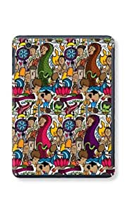 KolorEdge Back cover for Apple iPad mini - Multicolor