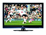 LG 47LH4000 47-inch Widescreen Full HD 1080p LCD TV with Freeview - Black / Indigo Blue Trim