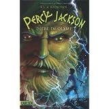 "Percy Jackson, Band 1: Percy Jackson - Diebe im Olympvon ""Rick Riordan"""