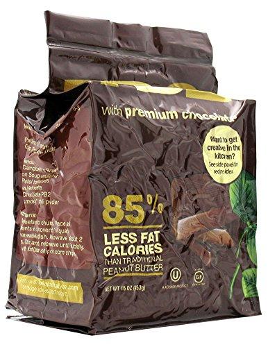 Bell Plantation PB2 Powdered Peanut Butter, Chocolate 16 oz. bag