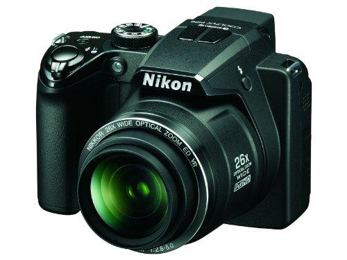 Nikon P100 Digital Camera - Black (10.3MP,  26x Optical Zoom) 3 inch LCD