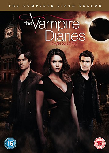 The Vampire Diaries - Season 6 [DVD] [2015]