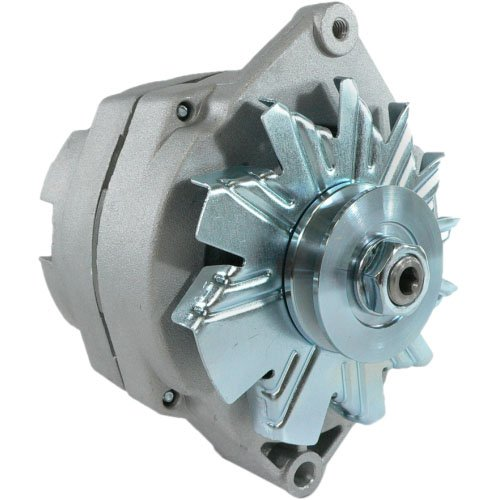 DB Electrical ADR0336 Alternator Chevrolet High Output 105 Amp Alternator For 3-Wire 65 66 67 68 69 70 71 72 73 74 75 76 77 78 79 80 81 82 83 84 85 (Regulator Alternator Chevrolet compare prices)