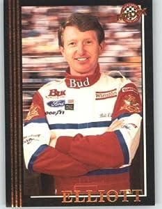 1992 Maxx Black Racing Card # 11 Bill Elliott - NASCAR Trading Cards by Maxx
