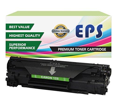 EPS Replacement Canon 128 (3500B001) Black Toner Cartridge (Eps Replacement Toner Cartridge compare prices)