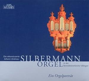 Silbermann Orgel