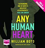 William Boyd Any Human Heart (Unabridged Audiobook)