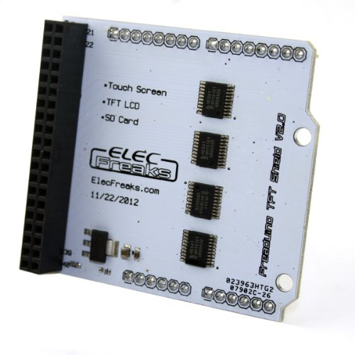 """Generic Tft01 2.4"""" Lcd Shield Expansion Board Module For Arduino Develop Diy"""