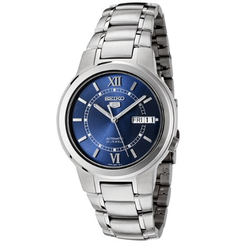 Seiko Men's SNKA21K Automatic Stainless Steel Watch
