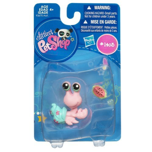 Littlest Pet Shop Get The Pets Single Figure Hermit Crab
