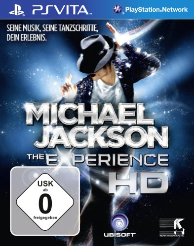 Ubisoft Michael Jackson the Experience, PS Vita - Juego (PS Vita, PlayStation Vita, Música, Ubisoft)