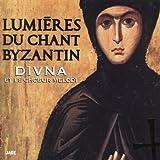 6996192 CD Divna - Lumières du Chant Byzantin