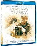 Colección Premios De La Academia: Memorias De África [Blu-ray]