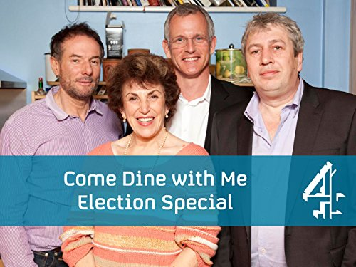 Come Dine With Me Election Special Channel 4