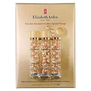 Elizabeth Arden Ceramide Gold Daily Youth Restoring Face, 90 Count