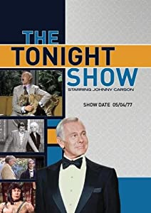 The Tonight Show starring Johnny Carson - Show Date: 05/04/77