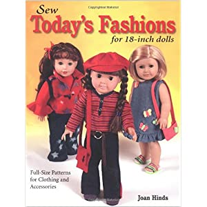 free downloadable 18 inch doll clothes patterns