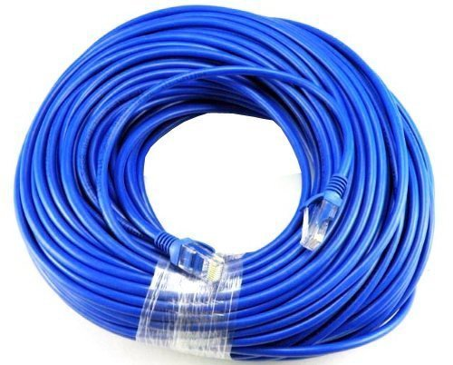 Importer520-150ft-50m-Blue-150-Ft-Rj45-Cat5-Cat5e-Ethernet-Lan-Network-Internet-Computer-Patch-Cable