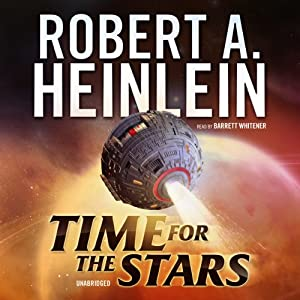 Time for the Stars Audiobook