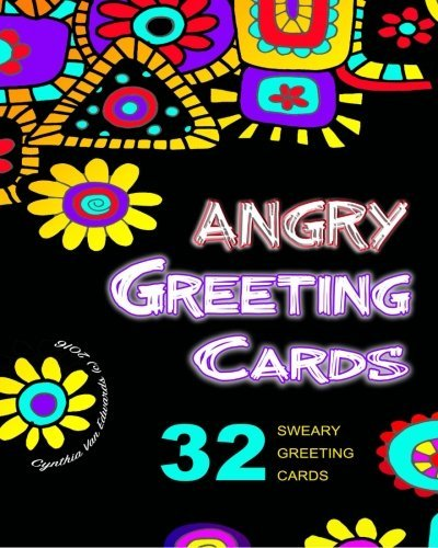 The Adult Coloring Book of Angry Swear Word Greeting Cards: Swear Word Coloring Book Pages You Can Color, Cut, Fold & Send! (Adult Coloring Books, ... Books & Swear Word Coloring Books) (Volume 2) (Angry Birds Color Book compare prices)