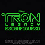 Daft Punk Tron Legacy Reconfigured