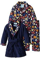 Baby Buns Baby Boys' Sports Champ 3 Piece Pajama Set