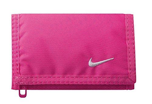 Nike basic wallet portafogli fuchsia