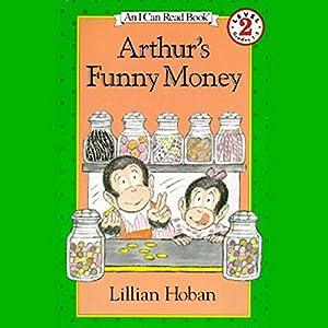 Arthur's Funny Money Audiobook