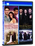 Twilight: Breaking Dawn Part 1 / Breaking Dawn Part 2 Double Feature (Bilingual)