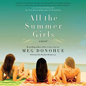 All the Summer Girls Audiobook
