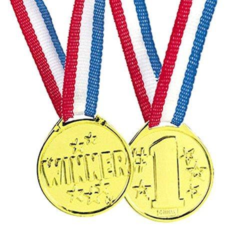 Winner Medals (Pack of 24)