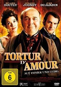 Tortur d 39 amour auf immer und ledig alemania dvd for Dujardin cestas