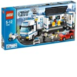 Lego City - 7288 - Jeu de Construction - L' Unité de Police Mobile