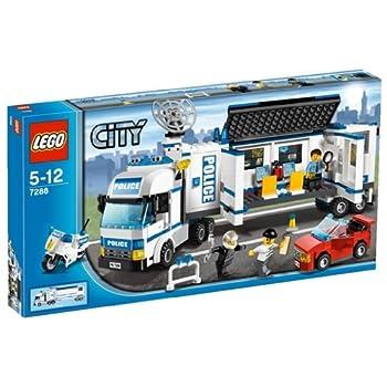 レゴ シティ ポリスベーストラック 7288