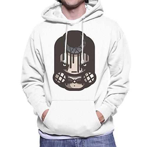 Simpler Enchantress Suicide Squad Men's Hooded Sweatshirt