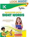 Kindergarten Success with Sight Words (Sylvan Workbooks) (Language Arts Workbooks)
