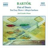 バルトーク:ピアノ作品全集 3 「戸外にて」/「10のやさしいピアノ小品」/「アレグロ・バルバロ」/他
