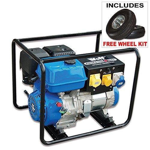 wolf-professional-wpx4500-5000-watt-230v-13hp-dynamic-4-stroke-petrol-engine-generator-with-dual-vol