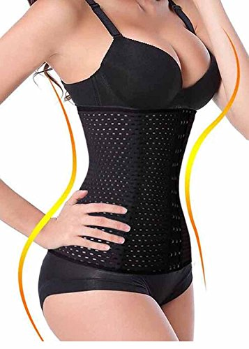 gotoly-sport-waist-tummy-trainer-long-torso-body-shaper-fitness-for-weight-loss-l-black