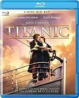 タイタニック<2枚組> (期間限定出荷) [Blu-ray]