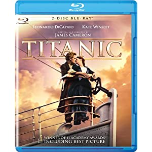 タイタニック<2枚組> [Blu-ray]