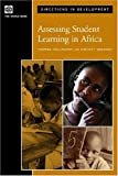 img - for Assessing Student Learning in Africa (Directions in Development) by Greaney Vincent Kellaghan Thomas (2004-08-16) Paperback book / textbook / text book