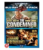 Image de Condemned / Command Performanc [Blu-ray] [Import anglais]